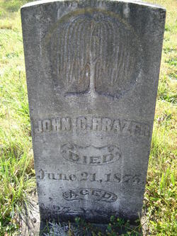 John C Frazer