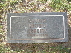Gloria <i>Brown</i> Abrums