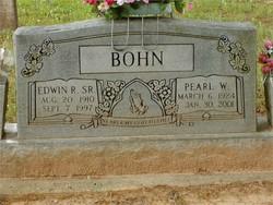 Pearl W. Bohn