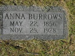 Anna <i>Murphy</i> Burrows