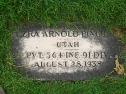 Ezra Arnold Bingham