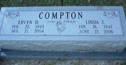 Linda <i>James</i> Compton