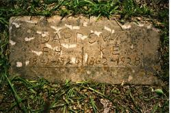 Katherine Eliz <i>Seaburn</i> Darrow
