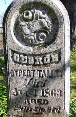 Rev George Cypert Talley