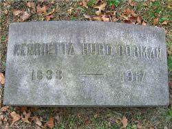 Henrietta <i>Hurd</i> Dorman