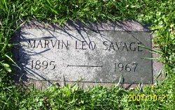Marvin Leo Savage