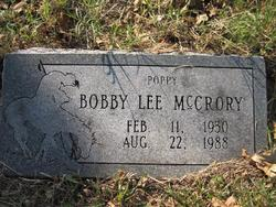 Bobby Lee McCrory