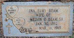 Ina <i>Eury</i> Beam