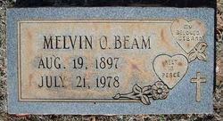 Melvin Oscar Beam, Sr