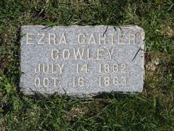 Ezra Carter Cowley