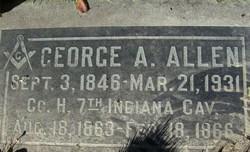 George Augustus Allen