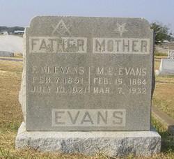 Francis Marion Evans