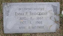 Emma Amelia <i>Pike</i> Bridgeman