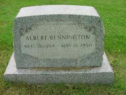 Albert Bennington