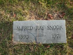 Alfred Ray Snook