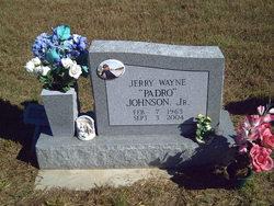 Jerry Wayne Padro Johnson, Jr