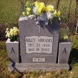 Billy Abrams