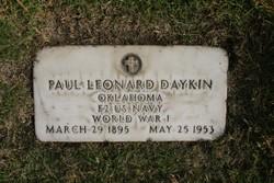 Paul Leonard Daykin