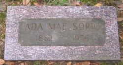 Ada Mae <i>McCoy</i> Soric