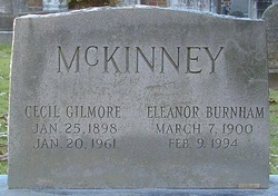 Eleanor Burnham <i>Cooper</i> McKinney