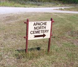 Apache North Cemetery