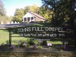 Saint Johns Pentecostal Church Cemetery