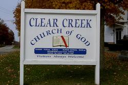 Clear Creek Church of God Cemetery