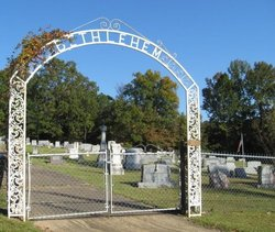 Bethlehem Methodist Church Cemetery