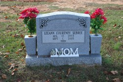 Lee Ann <i>Courtney</i> Sebree