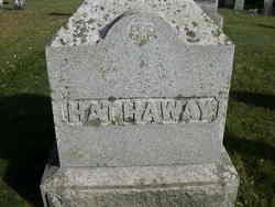 Adaline <i>Capron</i> Hathaway