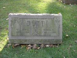 William E Dutt