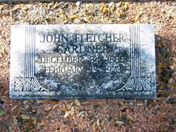 John Fletcher Gardner