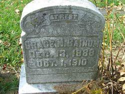 Grace M. Bainum