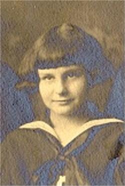 Winona Margaret <i>McInnes</i> Zenor