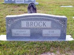 Catherine Evie <i>Brown</i> Brock
