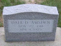 Dale Donald Amsden