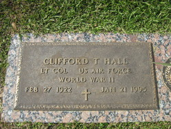Clifford T. Hall