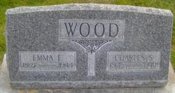 Emma Maria Elizabeth <i>Mortensen</i> Wood