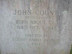 John <i>(of Cleveland)</i> Counts
