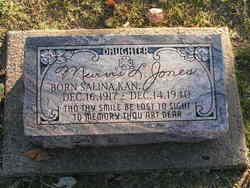 Murvis Lucile Jones