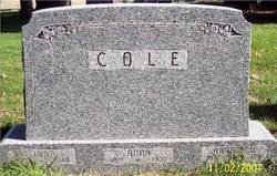 Ida <i>Henrich</i> Cole