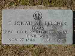 Thomas Jonathan Belcher