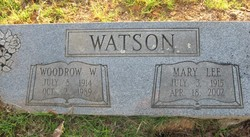 Woodrow Wilson Watson