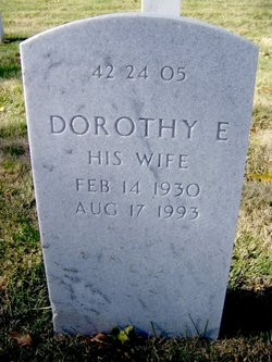 Dorothy E Bush