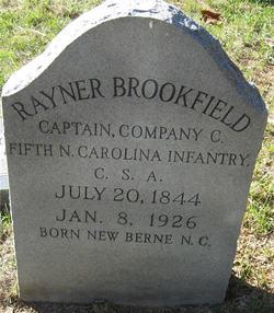 Capt Rayner Brookfield