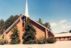 California Creek Baptist Church Cemetery