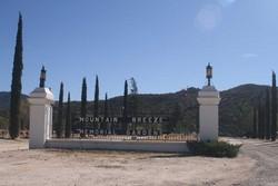 Mountain Breeze Memorial Garden