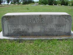 Henry Scott Baer