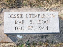 Bessie Itasca <i>Potter</i> Templeton