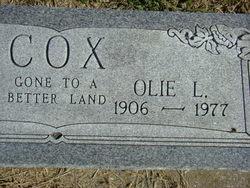 Olie Leroy Cox